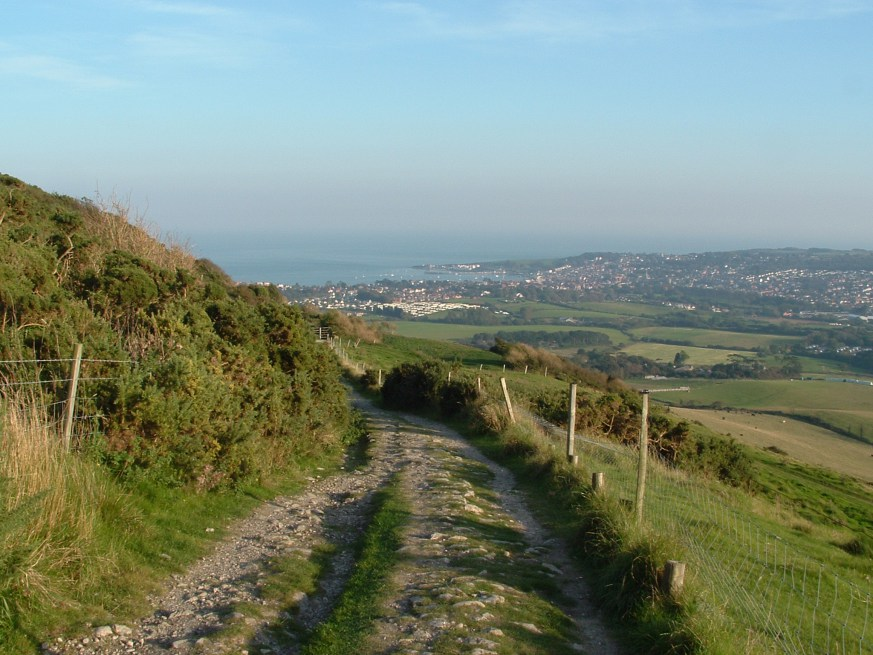 The View From Nine Barrow Down
