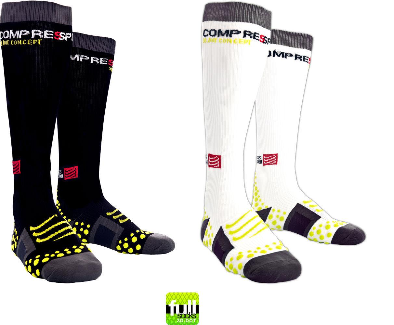 Do running compression socks work?