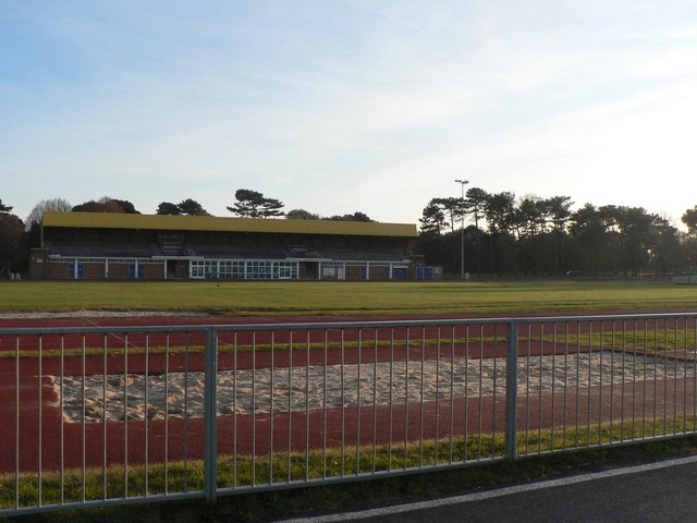 King Park Athletic Track