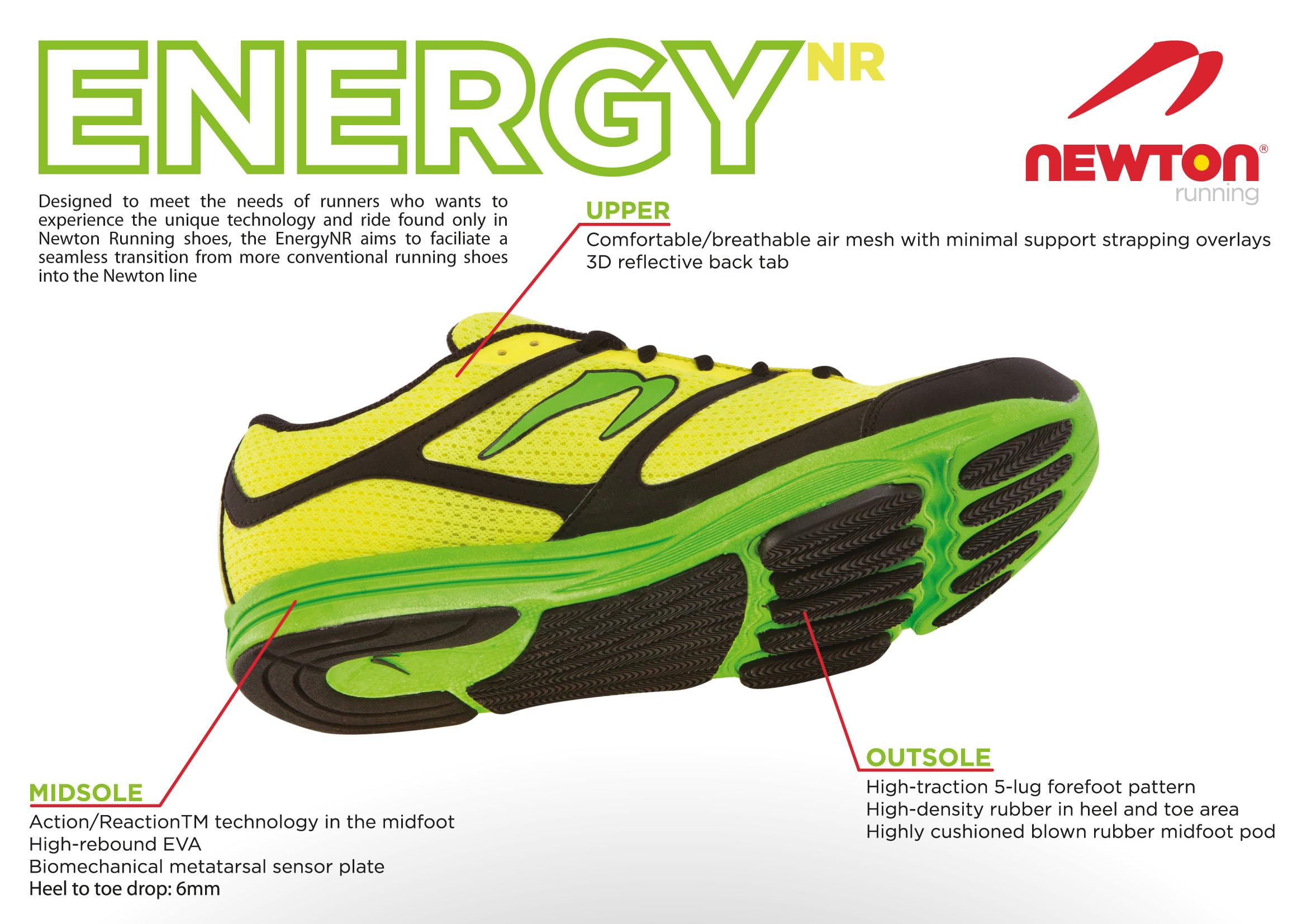 Newton Energy NR racing flats