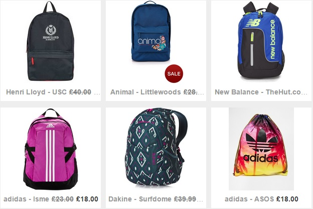 Fashion Friday: 10 Cool Kit Bags for under £30
