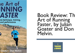 Book Review: The Art of Running Faster by Julian Goater